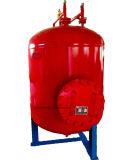 最も新しい火-製品の縦のインストール泡のぼうこうタンクを消すこと