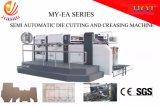 자동 장전식 Die-Cutting 및 주름잡는 기계
