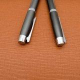 De nieuwe Matte Pen van de Gift van het Embleem van het Metaal Pen Aangepaste Collectieve (Lt.-E114)
