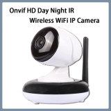 夜間視界1080P HDの対面可聴周波無線電信IPのドームのカメラ