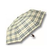 新しいデザイン方法昇進の折るゴルフまっすぐな傘