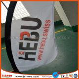 Bandera durable de la venta caliente para la puerta del abejón de la raza de la competición