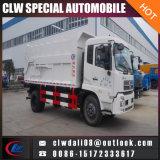 Acoplamiento de control hidráulico camión compactador de basura camión de basura con el precio de fábrica