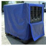 protector contra el polvo de la cubierta de la paleta de las cubiertas del encerado del PVC 650GSM