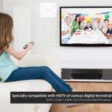 Ultra dünne hohe Innen-HDTV Antenne Gewinn VHF-UHFdigital