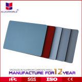 Panel de revestimiento de aluminio de aluminio del material compuesto de Alucoworld