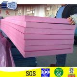 ピンクカラーXPS泡のボード250kpa
