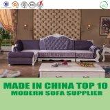 L'immaginazione ha personalizzato il sofà domestico Deconstructed del tessuto del velluto della mobilia