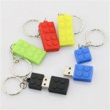 Ручка памяти привода вспышки USB кирпича игрушки подарка венчания