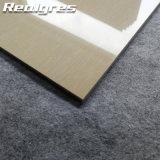 Mattonelle microcristalline Polished della parete delle mattonelle delle mattonelle di pavimento Biege della porcellana di marmo interna di R6e03 600X600 per la cucina