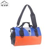 Les sacs à main courants de sac à dos de type de PVC de paquet neuf d'océan imperméabilisent le sac de molleton de déplacement