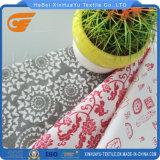 ポリエステルおよび綿織物のカーテンファブリック寝具セットファブリックホーム織布