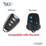 Compatible con Peccinin 433.92MHz teledirigido para la puerta del garage