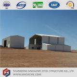 Alto edificio de marco Pre-Dirigido de acero estructural de la luz de la subida