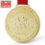 Il metallo brasiliano di Jiu-Jitsu di modo di sport di anniversario nazionale su ordinazione del gioco assegna la medaglia