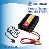 신제품 분대 지도 산성 태양 전지 충전기 12V 50A