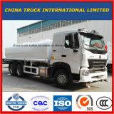 De Vrachtwagen van het Water van de Sproeier van de Straat van HOWO 6*4 2000L