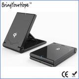Pulsera ajustable antideslizamiento soporte para teléfono Qi Wireless cargador (XH-PB-225)