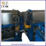 Espulsione di cavo di plastica del collegare del PVC che fa macchina