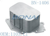 Aluminiummotor-Selbstölkühler/Kühler für Peugeot (Soem: 1103. L1)
