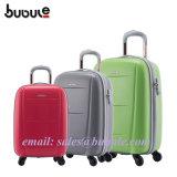 Nuevo diseño de Bubule 2017 conjunto fuerte de la maleta del bolso del equipaje de la carretilla de 3 piezas del pedazo