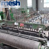 構築に使用する熱い浸された電流を通された溶接された金網