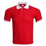 Le fabricant fait moins cher en polyester Men's Pique Polo Shirt