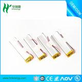 Li-Po Batterij 801868 3.7V het Pak van de 1100mAhBatterij Lipo voor Glazen