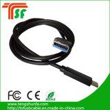 Chargeur-Type de données de transfert-C Un câble USB