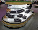 Refrigerador aberto do refrigerador do indicador do estilo comercial para o indicador do supermercado