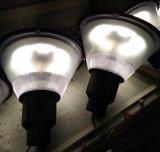 Luz de aluminio fundida a troquel del jardín del LED