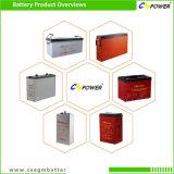 Batterie exempte d'entretien solaire de la batterie d'acide de plomb AGM de 12V 200ah