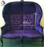 Re di lusso Throne Chair di buona qualità di cerimonia nuziale del ponticello e dello sposo
