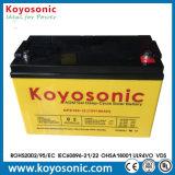 Heiße lange Lebensdauer-tiefe Schleife-Solarbatterie des Verkaufs-12V 100ah