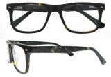 남자 나무로 되는 아세테이트 Eyewear를 위한 형식은 남자 안경알 프레임을 짜맞춘다