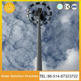 iluminação 30m elevada pólo do mastro de 15m 20m com baixo preço