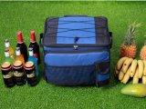 Grand sac de refroidisseur de Rod de traction de roues d'aliments surgelés de course de capacité