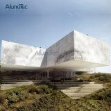 알루미늄 클래딩 위원회 벽지는 장식적인 스크린 위원회를 깐다