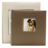 "5*7"" de l'impression Capot papier Album photo avec Photo Frame"