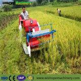 農業の農業機械の米およびムギのクローラーコンバイン収穫機