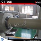 Производственная линия трубы оборудования штрангпресса PVC пластмассы электрическая