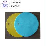 Резина кремния изготовления Shenzhen для прессформы отливки закрутки металла вулканизируя часть