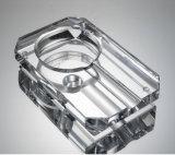 Charuto Solanlong Cinzeiro de vidro cristal sala de estar decorada com grande embalagem Caixa de oferta personalizada