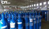 Iso9809-1 de standaard10L 20L 40L 47L 50L Gasflessen van het Roestvrij staal met de Industriële Stikstof van Arogen van het Gas