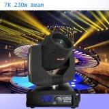 Guangzhou-Stadiums-Licht 230 Sharpy LED beweglicher Hauptträger