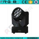 indicatore luminoso capo mobile della fase del fascio di 7*10W RGBW LED