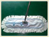 Chiffon en microfibre pour salle blanche blanc Mop de nettoyage