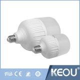 AC85-265V E27/B22 da coluna de Alta Potência Lâmpada LED
