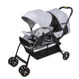 Baby-Spaziergänger 2018 für Zwillinge mit Qualität und Bescheinigung