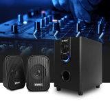 Hot Sale de haute qualité ordinateur USB 2.1 haut-parleurs audio caisson de basses